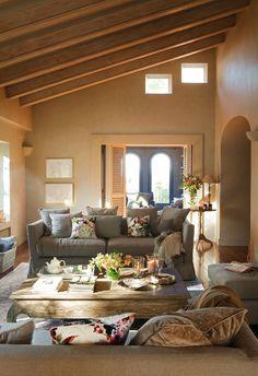Haute Diseño de Sarah Klassen: Interior: A Gentle, Amplio Inicio