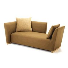 Donghia Sofa.  Love this sofa.  Perfect as a bench or a chaise.