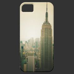 The Empire State Building iPhone 5 Cover