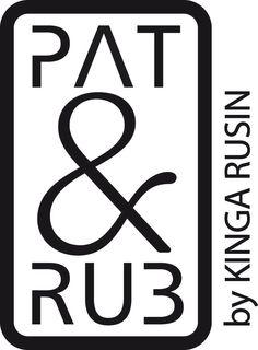 Kosmetyki naturalne PAT & RUB by Kinga Rusin - 100% NATURY - 100% NOWOCZESNOŚCI - 100% PRZYJEMNOŚCI Kliknij w logo i dowiedz się więcej o filozofii firmy!