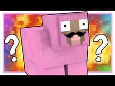HOW OLD IS PINK SHEEP?! | Minecraft (Q&A) - YouTube Pink Sheep, Youtubers, Minecraft, Old Things, Purple, Pink, Sheep, Viola