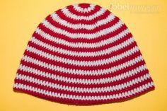 Häkeln Anleitung Baby Kinder Mütze