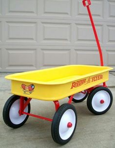 trek trailster wagon radio flyer wagon other metal. Black Bedroom Furniture Sets. Home Design Ideas