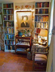 image_thumb124 Nicky Haslam, Westerns, Hunting Lodge Decor, Winter Lodge, English Interior, English Decor, Cosy Home, Safari, English House