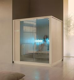 effegibi sauna hammam H-one