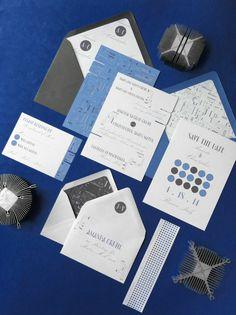 Digital Wedding Invitation Suite by AthenaNAphrodite on Etsy