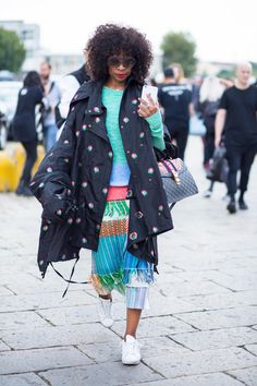 People Wore Their Best Gucci to Gucci on Day 1 of Milan Fashion Week - Fashionista