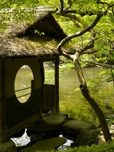 Tokyo - Happo-en - DeniseNoNiwa デニセの庭