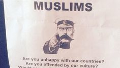 A letter addressing Muslims that was displayed in a JD Wetherspoon Pub is causing a lot of controversy. #InfidelBrotherhood