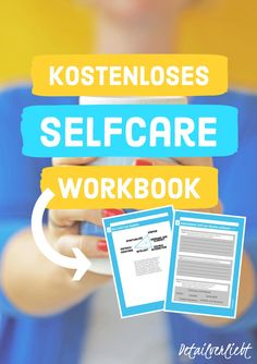 Abonniere meinen Newsletter und hol Dir das gratis Workbook! #workbook #selfcare #selbstfürsorge #achtsam #achtsamkeit #seiduselbst Body Lotion, Self Care, Routine, Personal Care, Detail, Health, Creme, Winter, Board