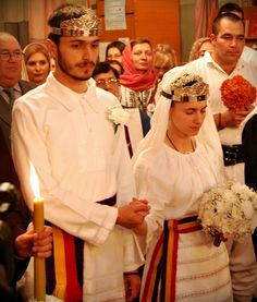 Traditional Romanian orthodox wedding, Nunta traditionala romaneasca | Mihaela si George Danut