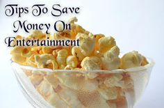 10 Tips To Save Money On Entertainment