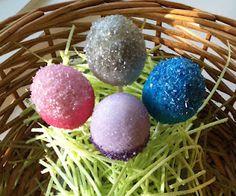 Ombre Easter Egg cake pops