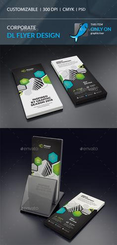 Buy DL Flyer by I-Getup on GraphicRiver. Creative Flyer Design, Creative Flyers, Flyer Design Inspiration, Flyer Layout, Text Fonts, Corporate Brochure, Modern Colors, Print Templates, Business Flyer