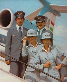 Cabin Crew, Golden Age, Budapest, Aviation, Pilots, Arcade, Europe, Fashion, Moda