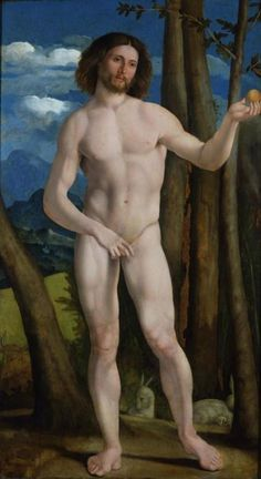 Marco Basaiti, Adam, 1504