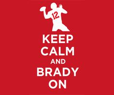 #Patriots - Love my Tom!