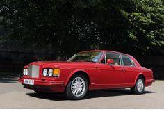 1990 Bentley Turbo R Coupe
