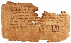 The Oxyrhynchus Papyri: The Largest Cache of Early Christian Manuscripts Discovered to Date
