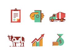 African Economy by Makers Company http://iconutopia.com/best-icons-of-the-week-week-9/