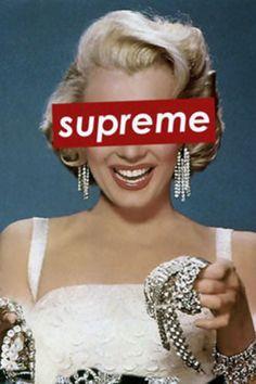 Supreme x Marilyn Monroe