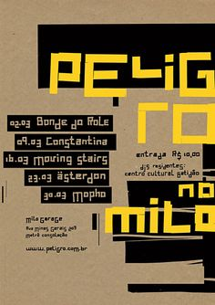 rodrigo sommer- great poster design