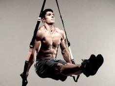 The top 10 TRX exercises - Men's Health  My gum has the whole set & it kicks ass!