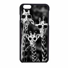 The Giraffe Sunglasses Iphone 6S Case