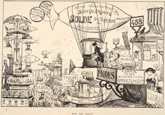 10- Revoir-Paris Sur les toits Albert-Robida