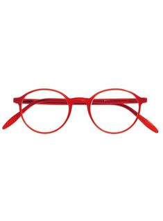 81328bc206c Silver Line Slender P3 Frame in Red Small Faces, Round Glass, Eyewear,  Lenses