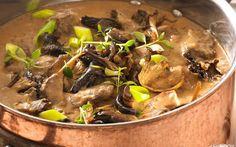 Venison, Beef, Swedish Recipes, Pot Roast, Ethnic Recipes, Food, Deer Meat, Meat, Carne Asada