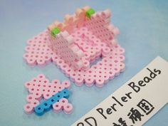 2017_1103_150829p1170719 3d Perler Bead, Perler Beads, Silicone Molds, Paper, Projects
