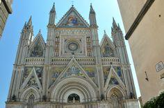 La facciata superiore del Duomo!