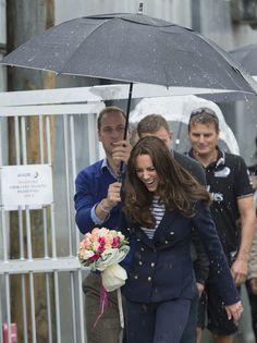 Kate Middleton - The Duke And Duchess Of Cambridge Tour Australia And New Zealand - Day 5