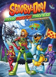 ESTRENOS DE CINE Scooby-Doo! Y el monstruo de la Luna - 2015 [HD] Idioma Castellano Scooby-Doo! Y el monstruo de la Luna [HDRip] [Castellano] [Animación] [2015] Título original Scooby-Doo! Moon...