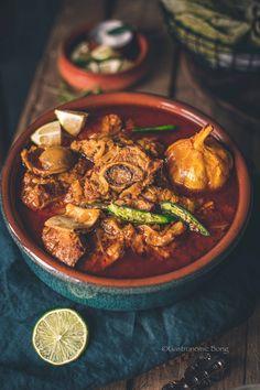 Lamb Recipes, Curry Recipes, Indian Food Recipes, Ethnic Recipes, Bread Pakora, Mutton Curry Recipe, Lamb Curry, Tasty Bites, Biryani