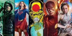 The CW's heroes are about to take on The Dominators - what do the fans of Arrow, The Flash, Supergirl and Legends need to know?