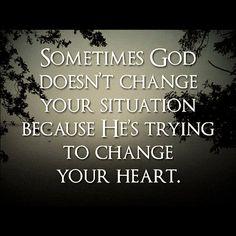 God always do the best he can. So, have faith and move forward....