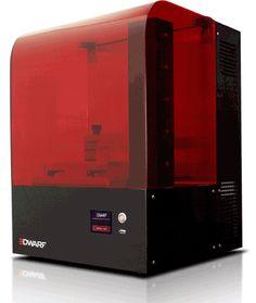 Futur3D Unveils New 3DWARF & 3DWARF+ DLP 3D Printers http://3dprint.com/88002/3dwarf-dlp-3d-printers/