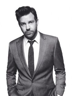 Love this look for men. Stylish men. Men's Fashion. Suit, hair, he's sharp! stunning!