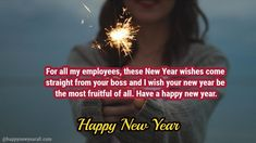 Happy New Year Wishes for Employees: New Year 2020 is for everyone, people around the globe indulge in the festivities and send wishes to the people who are relevant for life.   #happynewyearwishes #happynewyearimages #happynewyearquotes #happynewyearmessages #happynewyearwishes #happynewyeargreetings #happynewyearwishesmessages #Newyearwishesforemployees #Happynewyearemployees #Newyeartoemployees #Newyearwishesforemployees