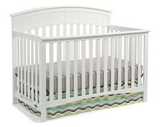 Amazon.com : Graco Charleston Convertible Crib, Espresso : Baby