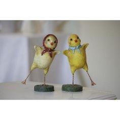 Purdy Peep &  Bitsy Biddy/ Lori Mitchell