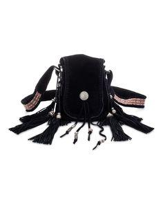 #globetrotter Suede Leather Saddle Bag £530.00 Simone Camille