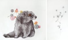 Bears, bears and bears by Lieke van der Vorst