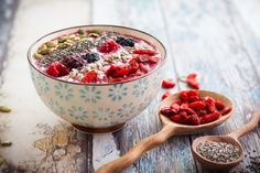 Les secrets d'une bonne recette de smoothie bowl - Smoothie Bowl, transformez vos smoothies en smoothie bowl