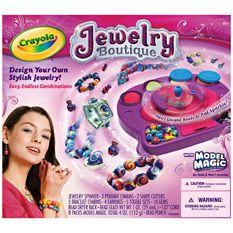 Crayola's Jewelry Boutique