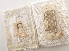 TinyBear Studio: Fabric and Lace {Books}