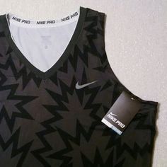 Nike Pro Top This Nike Pro top is NWT and made with Dri-FIT fabric :) Nike Tops Tank Tops