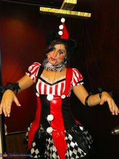 Miss Marionette - Halloween Costume Contest via @costumeworks